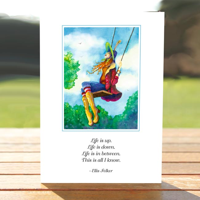 97642-TheSwing-GreetingCard