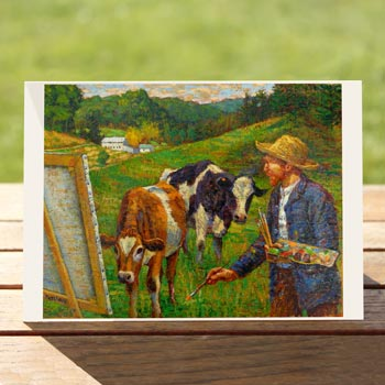 97561-van-gogh-in-the-pasture-card