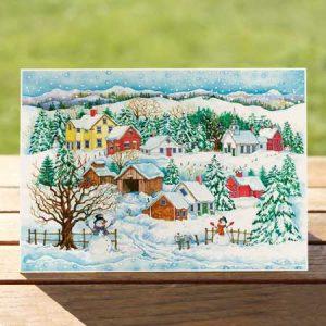 97574H-snowman-landscape