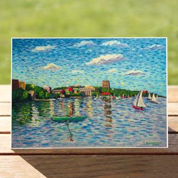 97578-the-lone-rower-lake-mendota-card